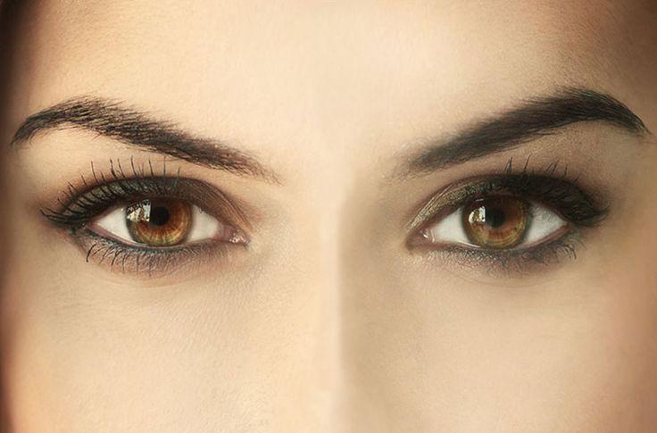 Permanent Eyeliner soft look | Permanent Eyeliner-closeup