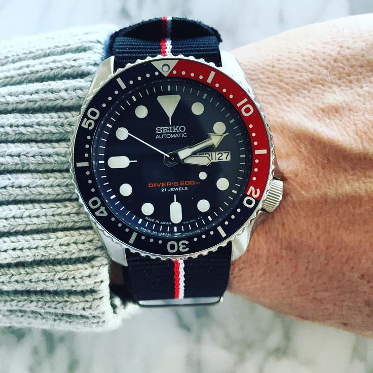 #seiko #skx009 #seikoskx009 #watchesofinstagram #watches