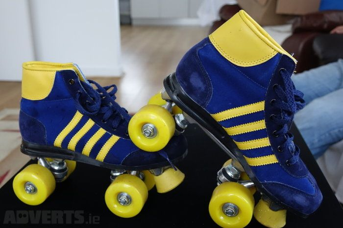 Blazer Disco Retro Roller Skates For Sale, Used Rollerblades For Sale in Clongriffin, Dublin, Ireland for 45.00 euros on Adverts.ie.