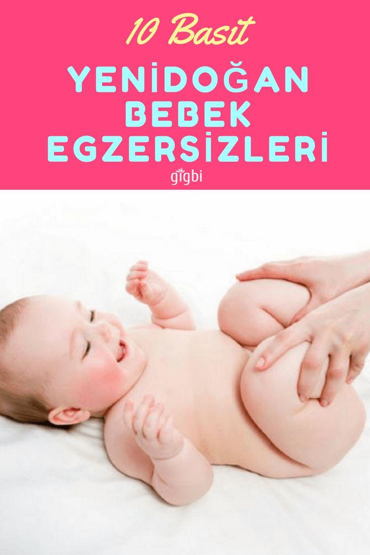 Bebeğiniz doğduktan sonra fiziksel gelişimini olumlu yönde etkilemek ve desteklemek için bebek egzersizleri yapmanızda fayda var. Onu çok fazla zorlamadan eklemlerini ve kaslarını çalıştırabilirsiniz. Yaptıracağınız bu egzersizler bebeğinizin ilerleyen yaşlarında çok daha sağlıklı olmasını sağlayacaktır.