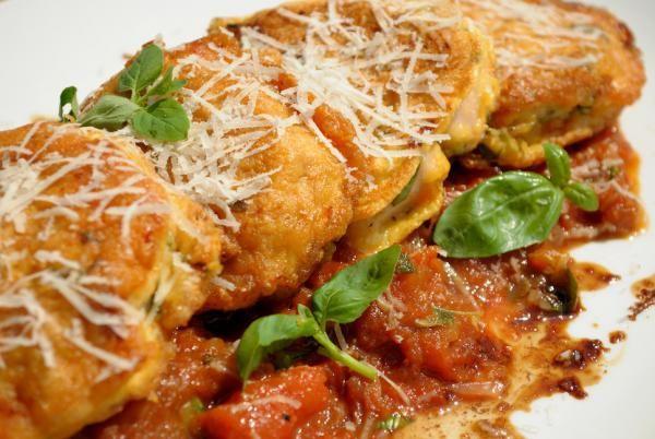 Recept: Piccata milanese    Nebíčko v papuľke