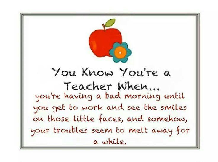 Preschool Teacher Quotes And Sayings. QuotesGram