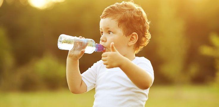 Ragam Manfaat Air Putih Untuk Kesehatan Anak Kesehatan