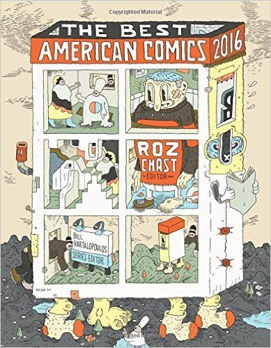 92 best graphic novels comics images on pinterest comic books the best american comics 2016 edited and introduced by roz chast bill kartalopoulos fandeluxe Choice Image