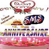 SMS d'anniversaire et Message d'anniversaire pour souhaiter  joyeux fête avec les plus beaux Poème d'anniversaire sur le web.