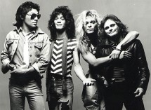 Van Halen was my first concert. Saw them in 1984. My ears are still ringing.