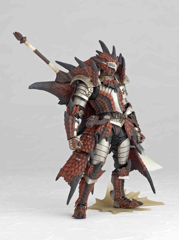 Monster Hunter Revoltech Figure