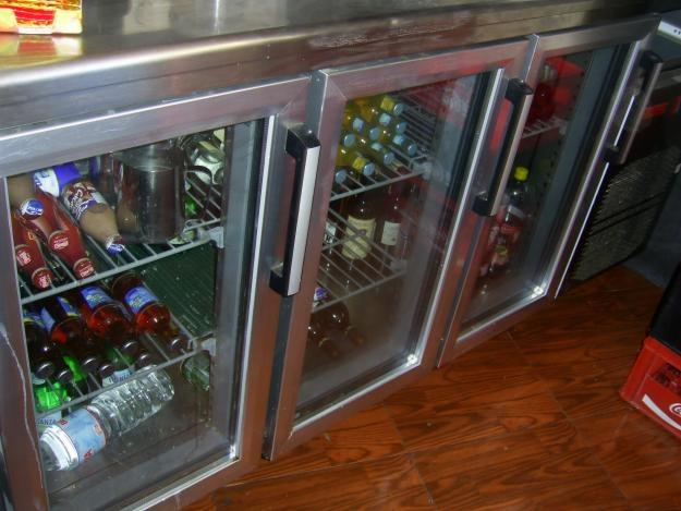 Toda la maquina de un bar restaurante for Planchas de cocina industriales de segunda mano