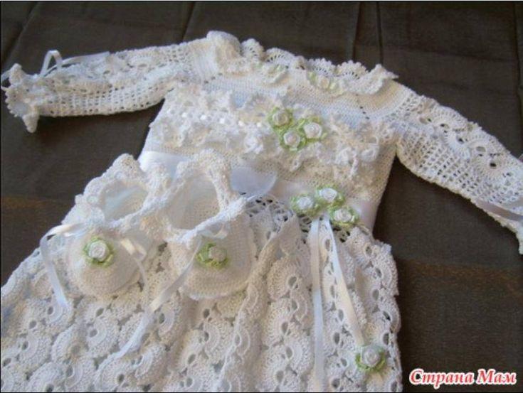 Крестилное платье. Обсуждение на LiveInternet - Российский Сервис Онлайн-Дневников