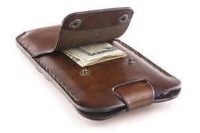 iPhone 6 Leather Case. Carefully handmade in Italy. by Odorizzi