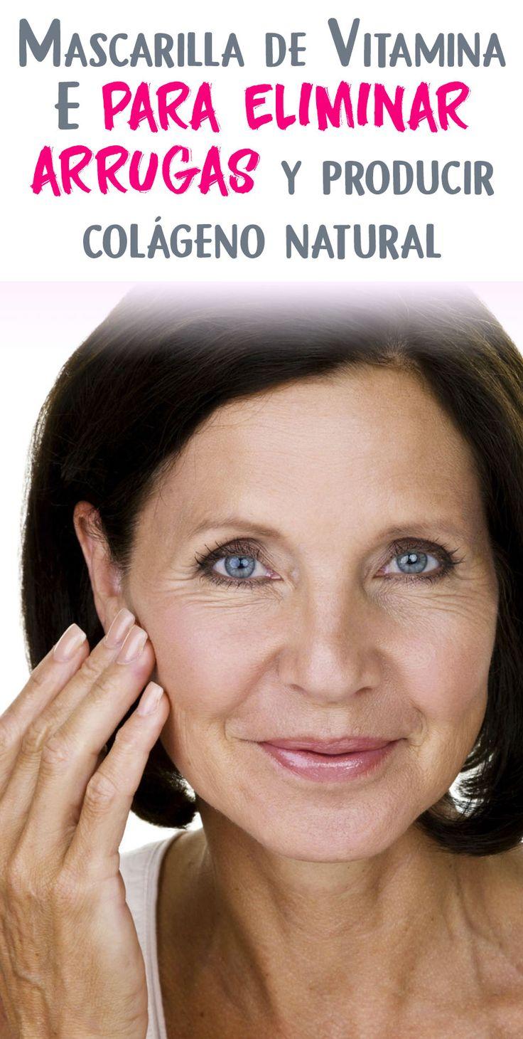 Si estás buscando mascarillas naturales para eliminar arrugas, en esta ocasión te presentaremos una mascarilla de Vitamina E que te ayudará a a conseguirlo.