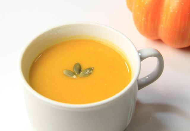This Creamy Spicy Pumpkin Soup is Easy to Make!