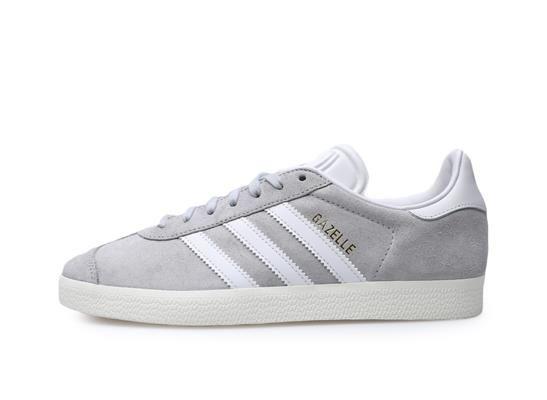 Αποκτήστε τα αθλητικά παπούτσια Adidas Gazelle Grey στο p-shoes.gr. Με διαχρονική εμφάνιση και καταξιωμένη ποιότητα