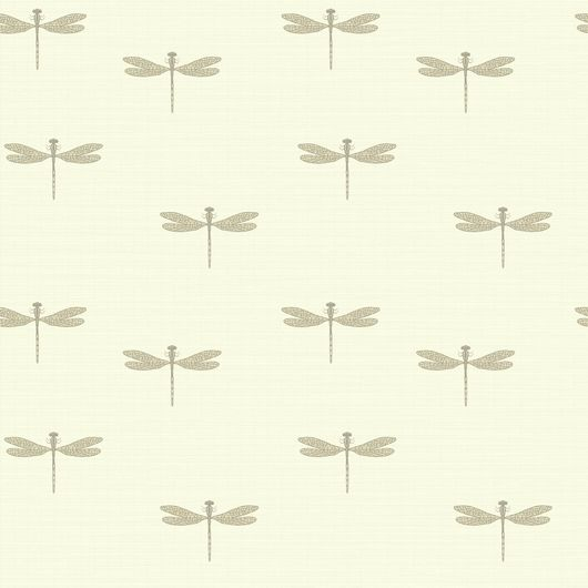 Water's Edge  Cream wallpaper by Arthouse