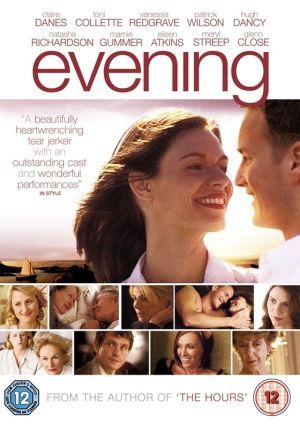 Evening movie poster such a good movie and claire danes is so naturally pretty and great actress love her