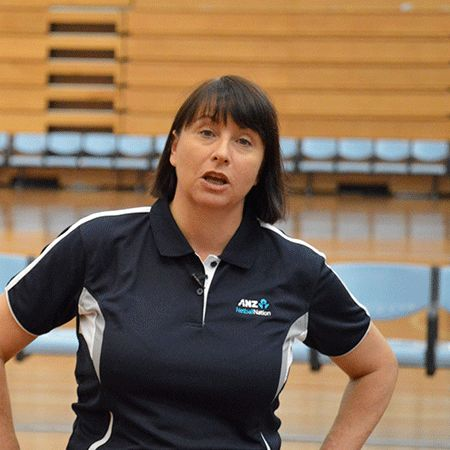 Lisa's Coaching Tips | Netball Nation