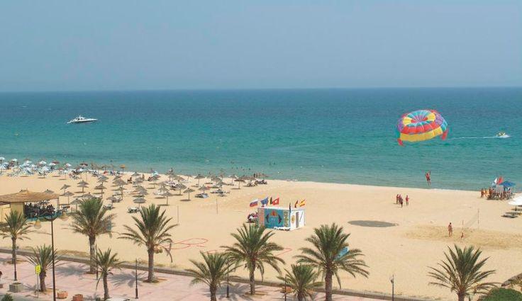 Когда сезон в Тунисе для пляжного отдыха