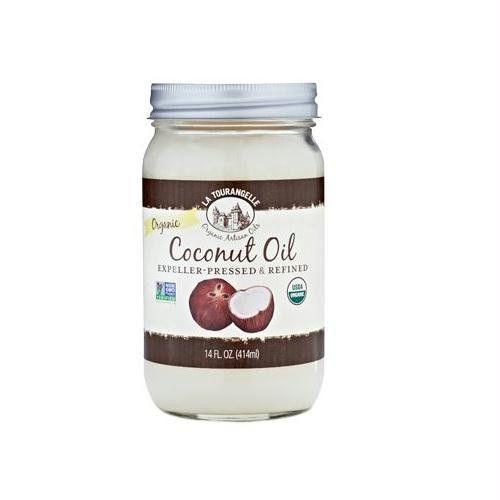 La Tourangelle Refined Coconut Oil (6x14 Oz)