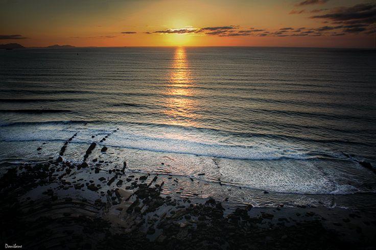 Barrika Beach by Donibane