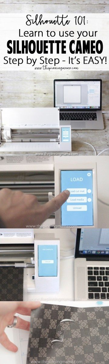Everystep by step tutorial you need to get started cutting with your Silhouette CAMEO. The Silhouette machine is one of the most powerful crafting tools on the market, but the good news is that i…