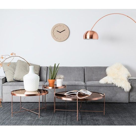 Zuiver Cupid XXL - Vintage tafels - Tafels | Zen Lifestyle