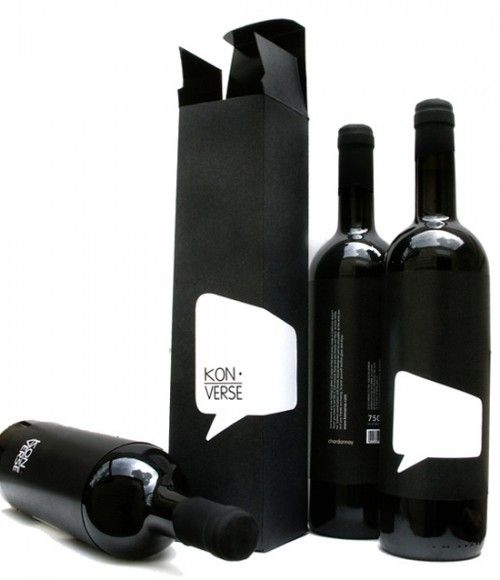 With some much competition in the wine world, vineyards and wineries hire some of the best graphic designers to focus their attention on making the very best in creative and compelling labels to connect a bottle of wine with its buyer. The result is some amazing and creative wine labels! #branding #design