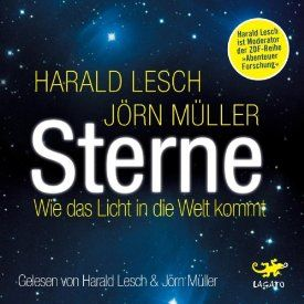 "Another must-listen from my #AudibleApp: ""Sterne: Wie das Licht in die Welt kam"" by Harald Lesch, narrated by Harald Lesch."