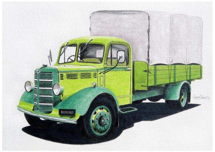 Bedford Truck
