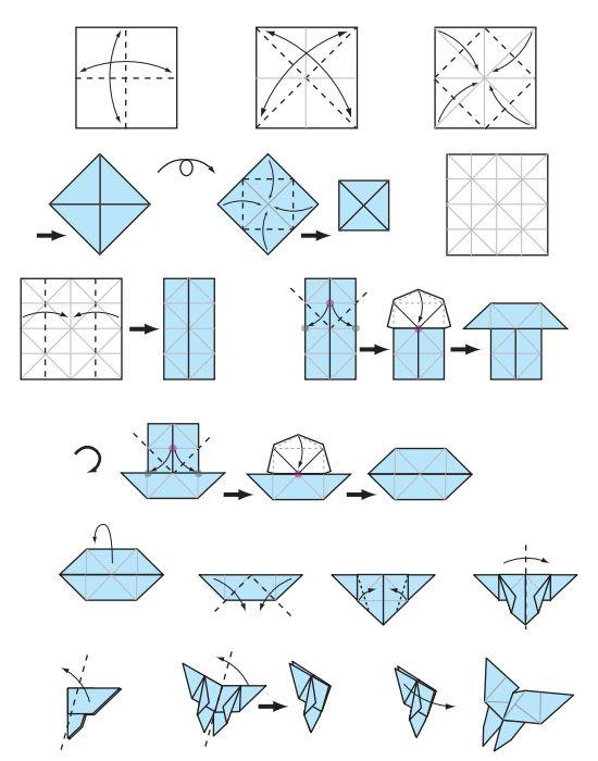 origami_vlinder2