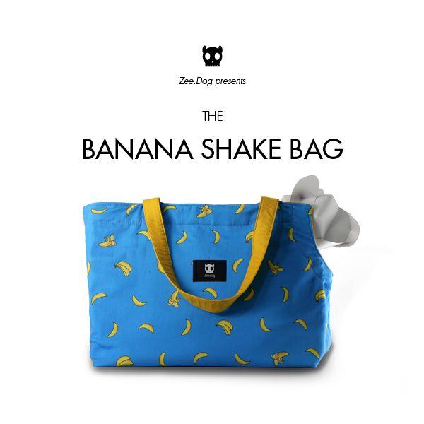 Zee.Dog | Banana Shake Bag