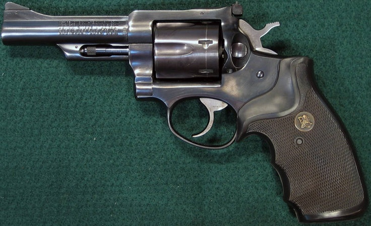 Gun Review Ruger Security Six 357 Magnum Double Action