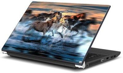 Bluegape Running Horse Scenery Vinyl Laptop Decal Price in India - Buy Bluegape Running Horse Scenery Vinyl Laptop Decal online at Flipkart.com