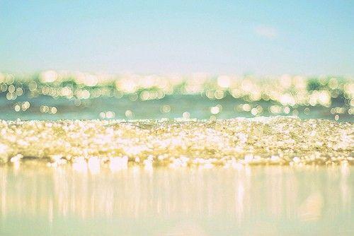 summatime.: Sea Sparkle, Beaches, The Ocean, Liquid Gold, Photo, Sun