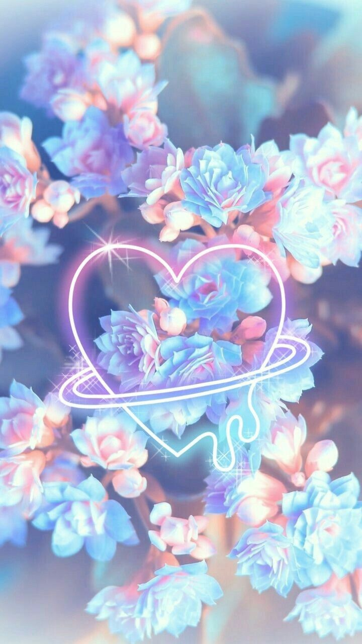 Imagen Descubierto Por Maleni Aguila Descubre Y Guarda Tus Propias Imagenes Y Videos En We H Pretty Wallpapers Wallpaper Iphone Cute Blue Flower Wallpaper