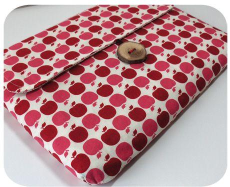 Last Minute Laptop Sleeve to Sew
