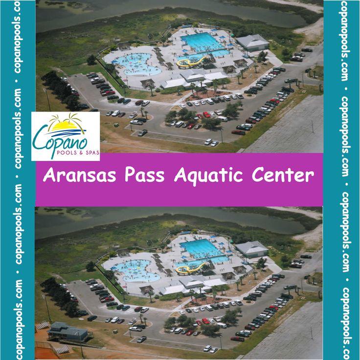 Aransas Pass Aquatic Complex in 2020 Inground fiberglass