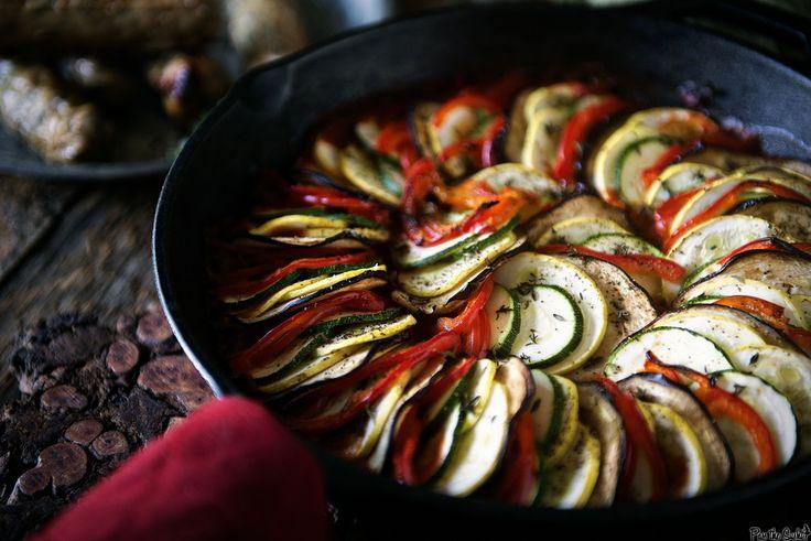 Oven Baked Ratatouille Recipe