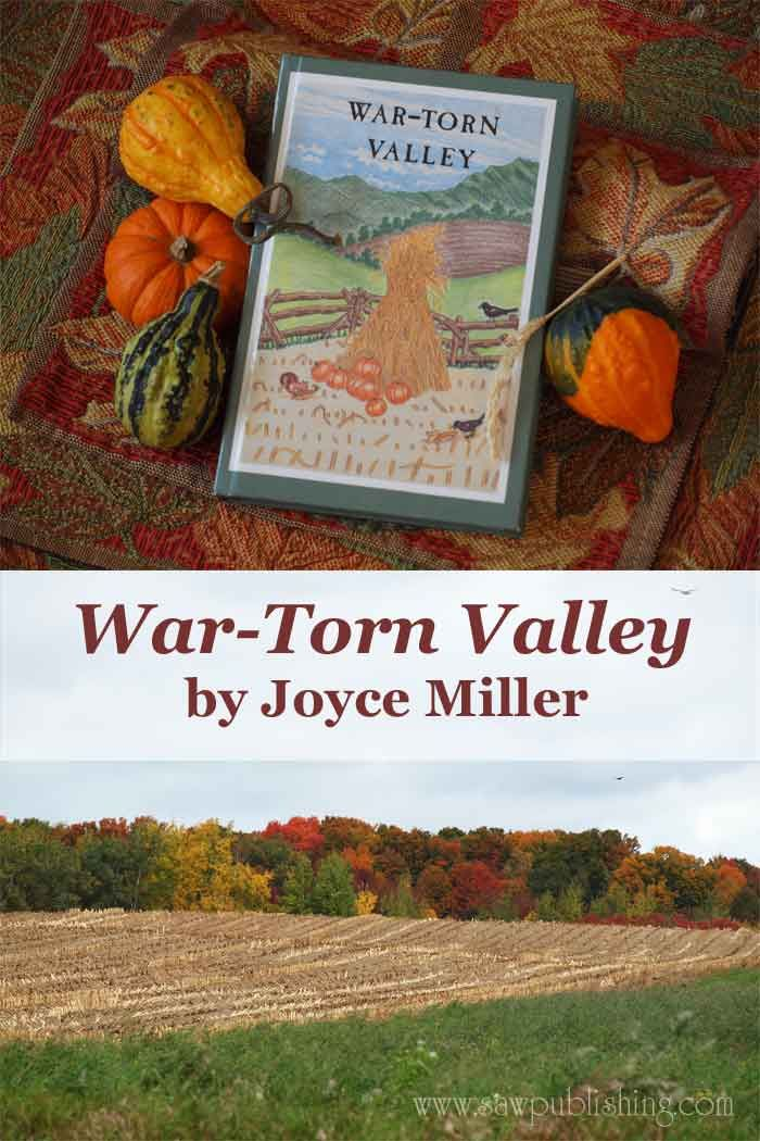 Are you looking for a great book to add to your history reading list? If you are studying the Civil War then you might want to get a copy of War-Torn Valley by Joyce Miller.  Read our review to see more.
