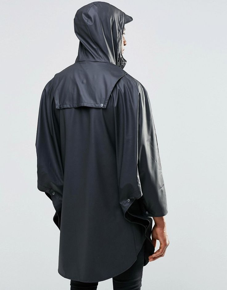 Image 2 of Rains Waterproof Poncho
