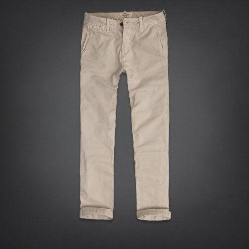 Es un par pantalones blacos.