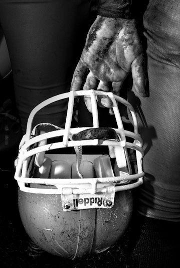 American Football by Bartosz Matenko, via Behance
