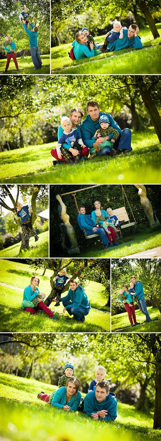 Rodinné fotografie z exteriéru. www.karelfiala.cz