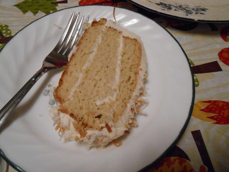 Cake Icing Recipe Coconut Oil