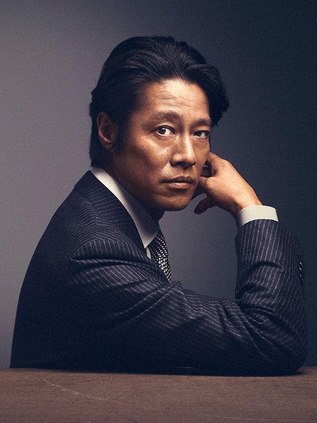 ドラマ「グッドラック」のメインキャスト、堤真一