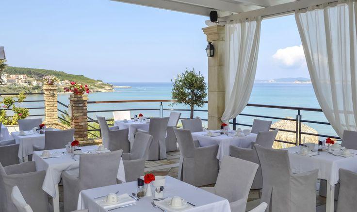 Leisure evening at Kohili #restaurant! #DelfinoBlu #Corfu