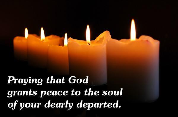 Islamic Condolence Message Beautiful View