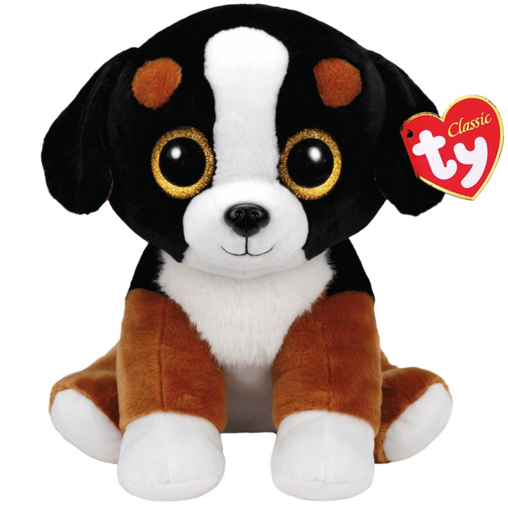 Roscoe Black/white Dog Large Ty Store in 2020 Boo