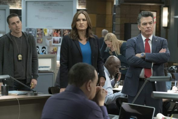 TV Ratings: Law & Order: SVU ended its season up, and Survivor ended down. http://tvseriesfinale.com/tv-show/wednesday-tv-ratings-law-order-svu-survivor-empire-arrow-dirty-dancing/?utm_content=bufferb0ca3&utm_medium=social&utm_source=pinterest.com&utm_campaign=buffer What did you watch last night?