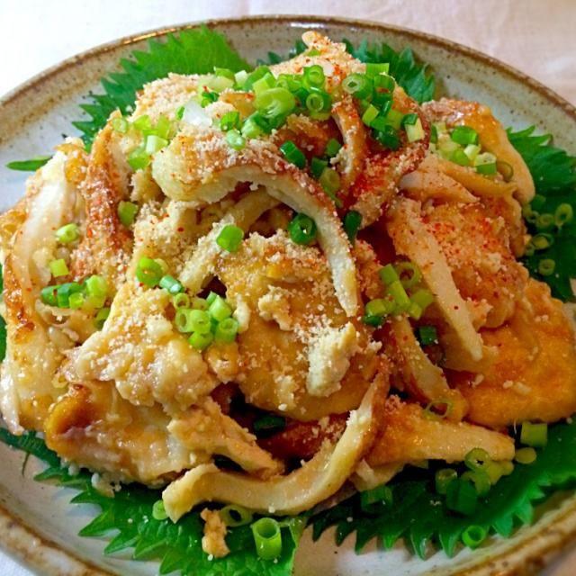 簡単でめちゃ美味しかったです 食べ応えもあってつまみに✨✨でした - 172件のもぐもぐ - 超簡単!豆腐とちくわのマヨ炒め by reirei7