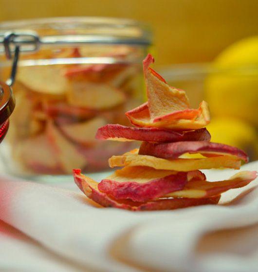 Chips di mela - Ambiente Bio